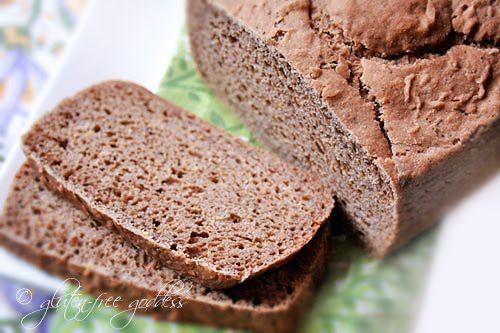 Delicious gluten free rye bread | Gluten Free Breads | Pinterest