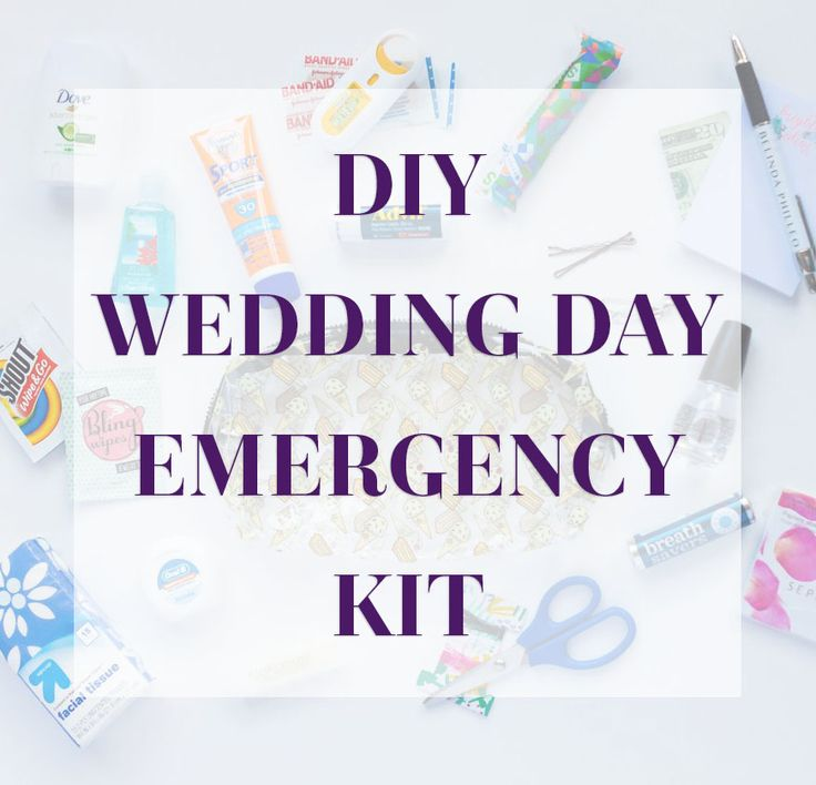 The Wedding Planning Survival Kit: 6 Things Every Bride Needs to Stay Sane foto