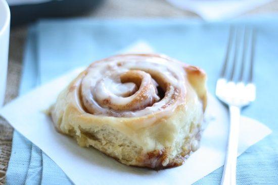 THE Cinnabon Cinnamon Roll Recipe