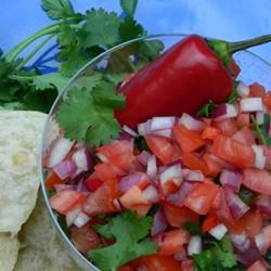 Ex-Girlfriend's Mom's Salsa Fresca (Pico de Gallo) Allrecipes.com