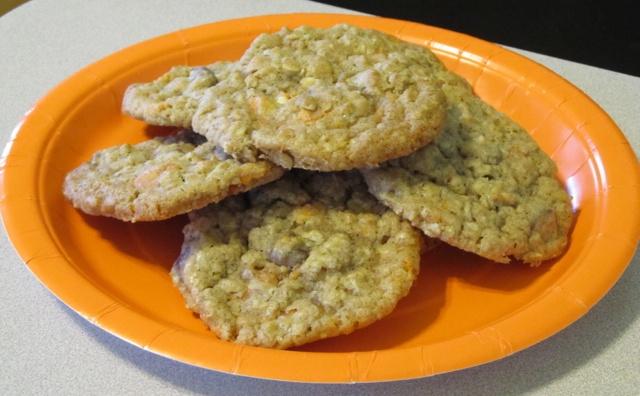 oatmeal pumpkin spice cookies   Cookies   Pinterest