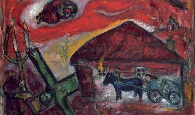 Pin by Carmen Chirilas on Marc Chagall | Pinterest Chagall Crucifixion In Yellow
