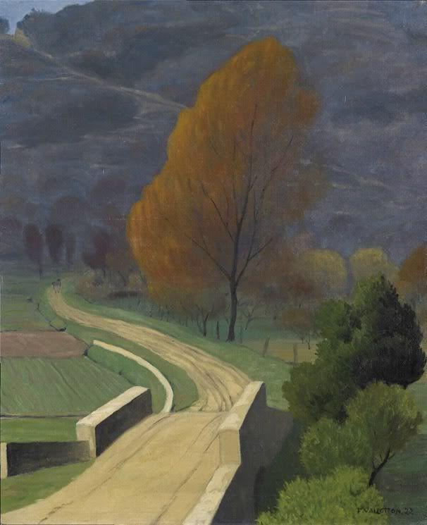 F lix vallotton art landscape painting pinterest for Vallotton architecte