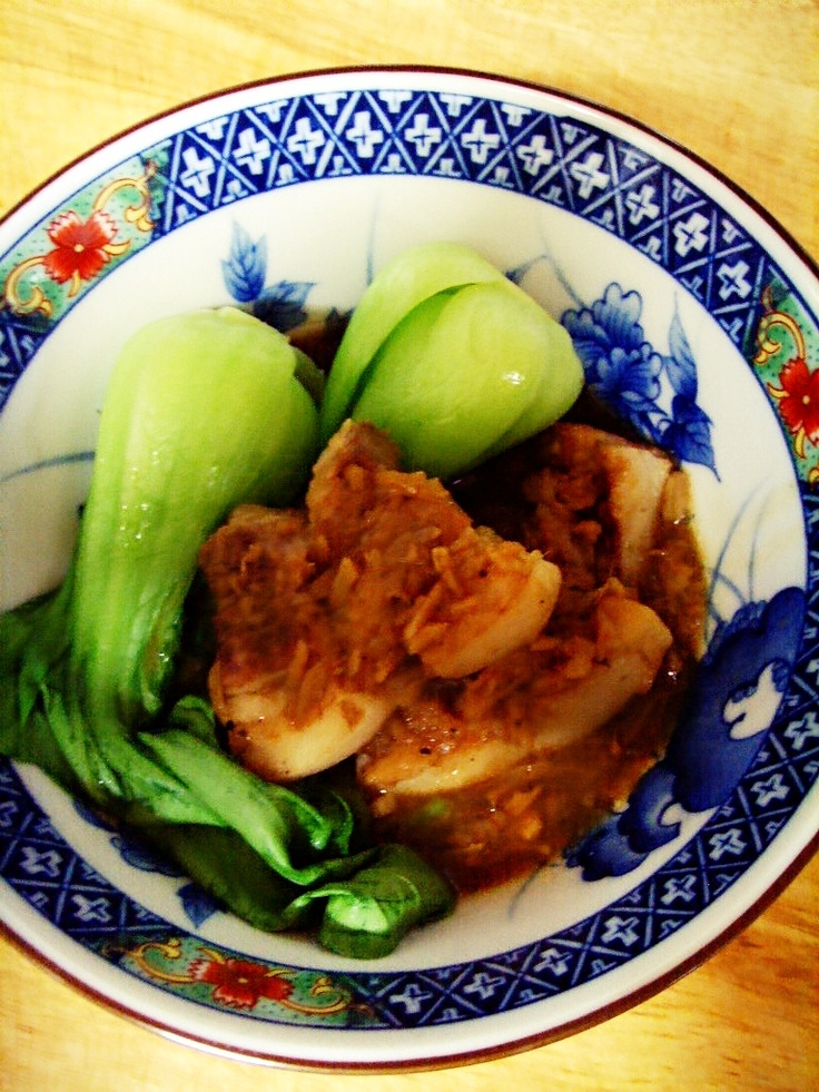 Dong Po Rou l Chinese Pork Dish (Cooking & Photo By Kyo)