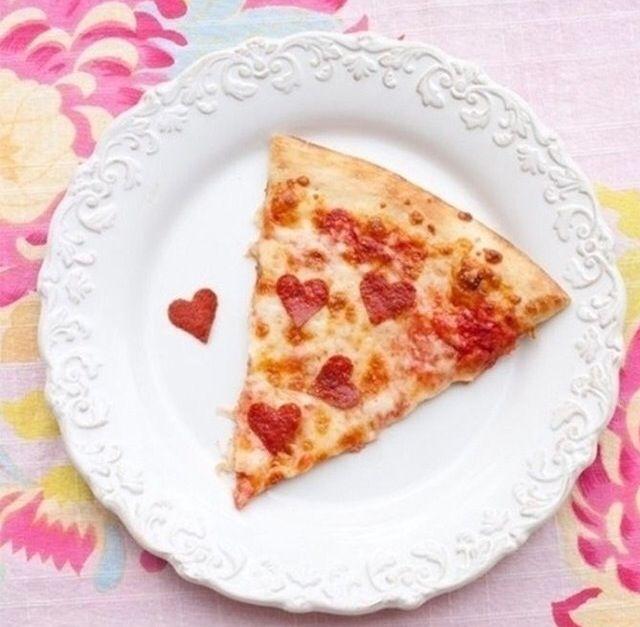 Pizza Heart ❤️