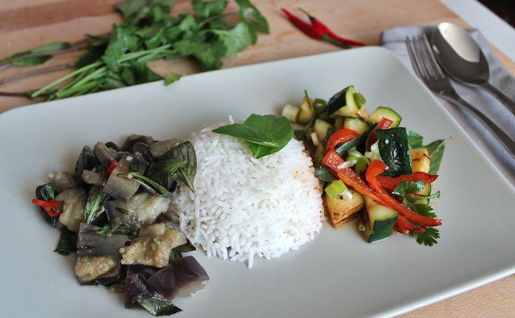 Thai Basil with Eggplant | FOOD!!!!! | Pinterest