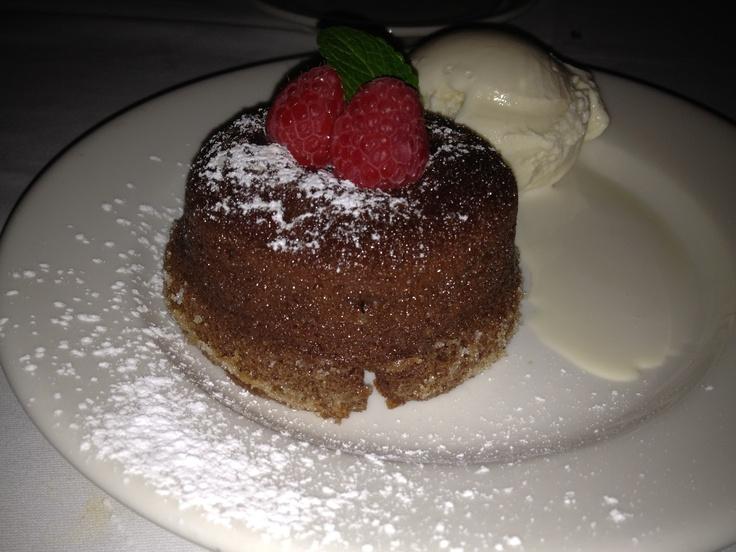 Morton S Hot Chocolate Cake