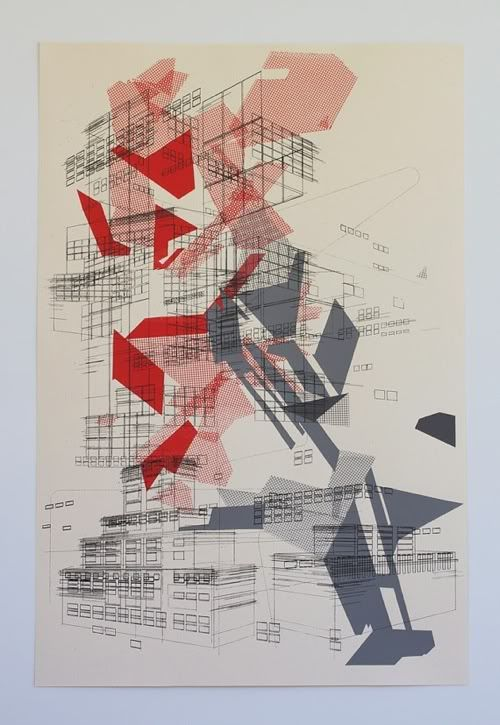 Ben kafton architecture graphic architecture x for Architecture graphique