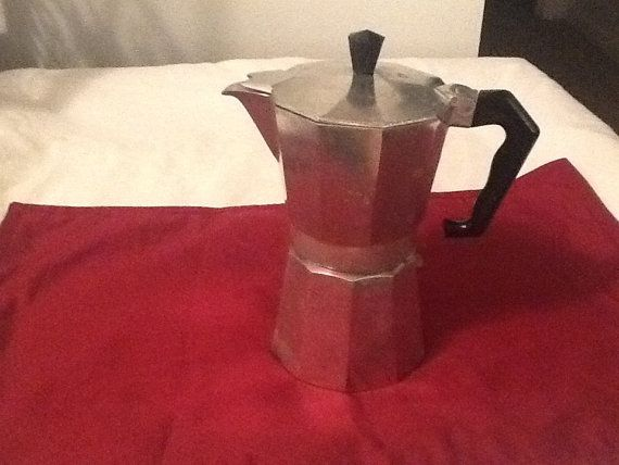 Coffee Pot Meaning In Spanish : Vintage Coffee Pot Primula Express Heco En Venezuela. Spanish Coffee