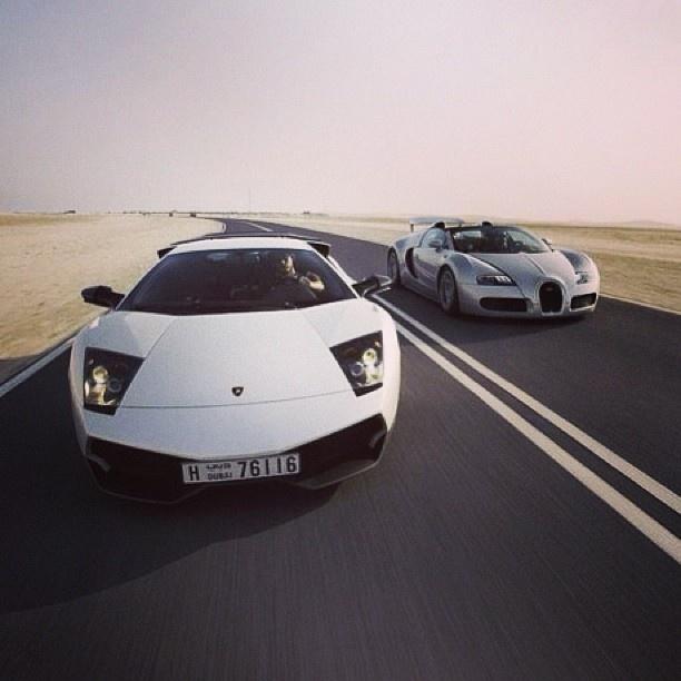 Lamborghini Vs Bugatti  Want It  Pinterest