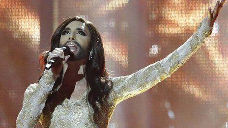 bbc news austria wins eurovision song contest