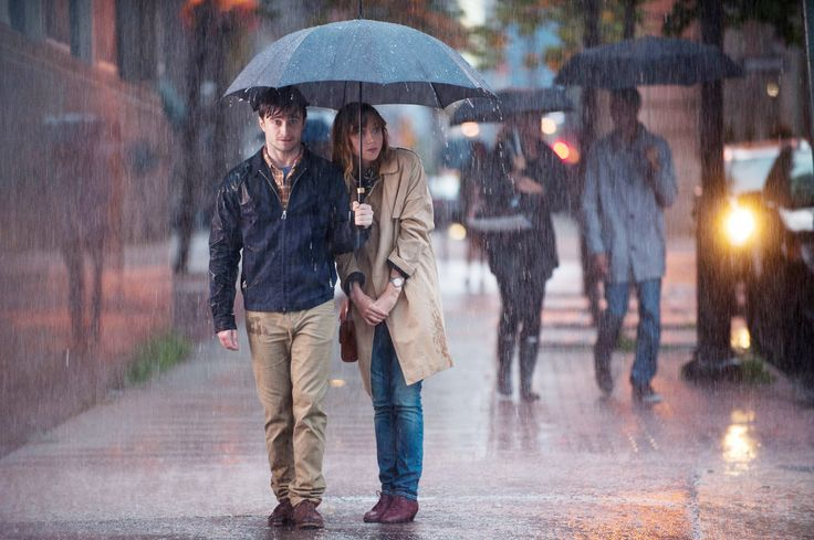 movie review: 'what if', starring zoe kazan and daniel radcliffe
