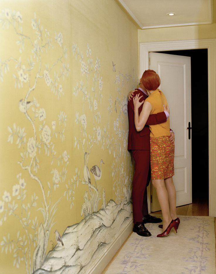 Madrid photographer Marta Soul studies the kiss.