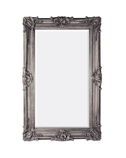 Baroque mirror my style pinterest for Floor mirror italian baroque rococo style in lacquer finish