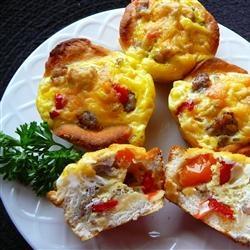 Breakfast Pies #breakfast #recipe