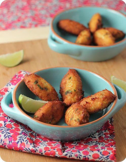Portuguese Salt Cod Fritters Recipe — Dishmaps