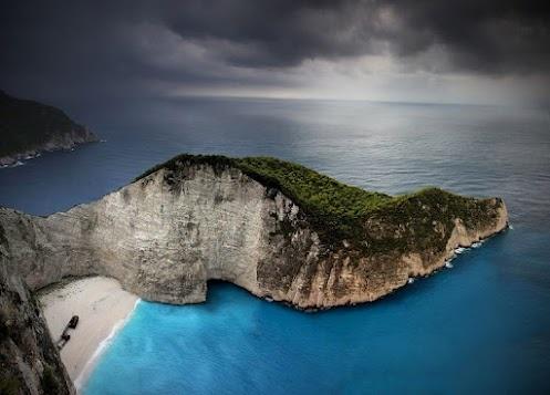 Greece: The island of Zakynthos