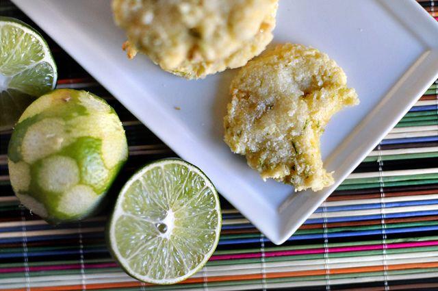 Gluten Free Coconut Lime Cookies | Cookies | Pinterest