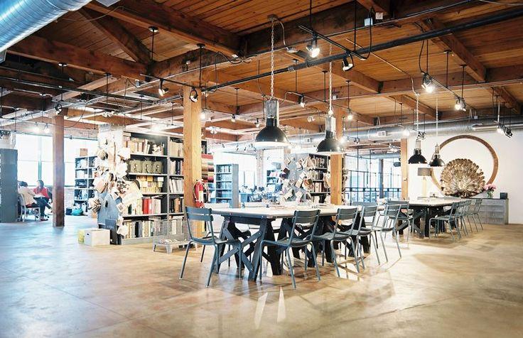 Nate Burkus design offices