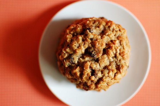 Thick and Chewy Oatmeal Raisin Cookies | Very delicious ideas | Pinte ...