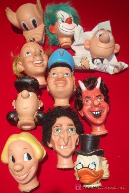 En los años 60 estas marionetas causaron furor, ahora te sorprenderán las que se adaptan a tu dedo   http://sapaburu.com/tienda/shop/marionetas-dedos-caperucita-roja/