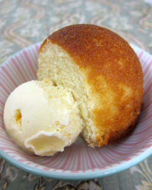 Lemon Pound Cake recipe from The Ritz Carlton