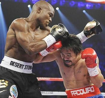 Rumors circulating of the Manny Pacquiao and Timothy Bradley fight being fixed