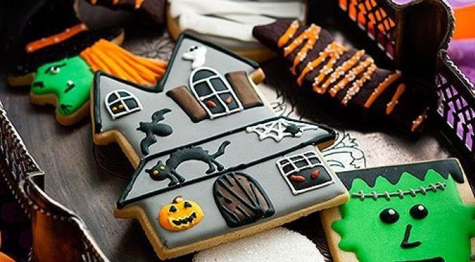 Halloween Cookies: Best Halloween Cookies on Pinterest