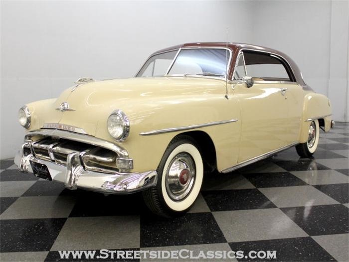 1952 Plymouth Cranbrook Belvedere | Plymouth: 1950 - 1954