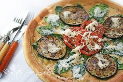 Gluten free pizza crust recipe by Karina | Foods - Vegan, Gluten-Free ...