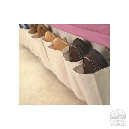 canvas shoe pockets