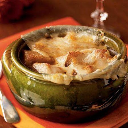 French Onion Soup | Baking & Making | Pinterest