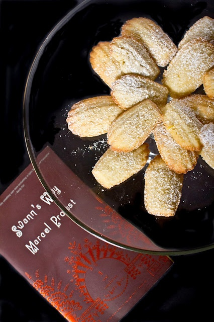Lemon Cardamom Madeleines from The Colors of Indian Cooking (http ...