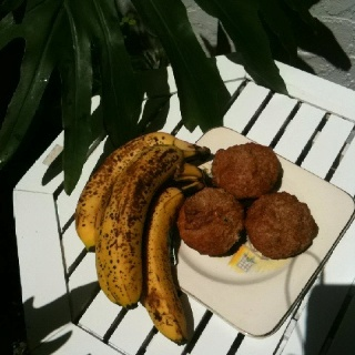 Gluten Free Banana Walnut Muffins | Gluten Free Cooking | Pinterest
