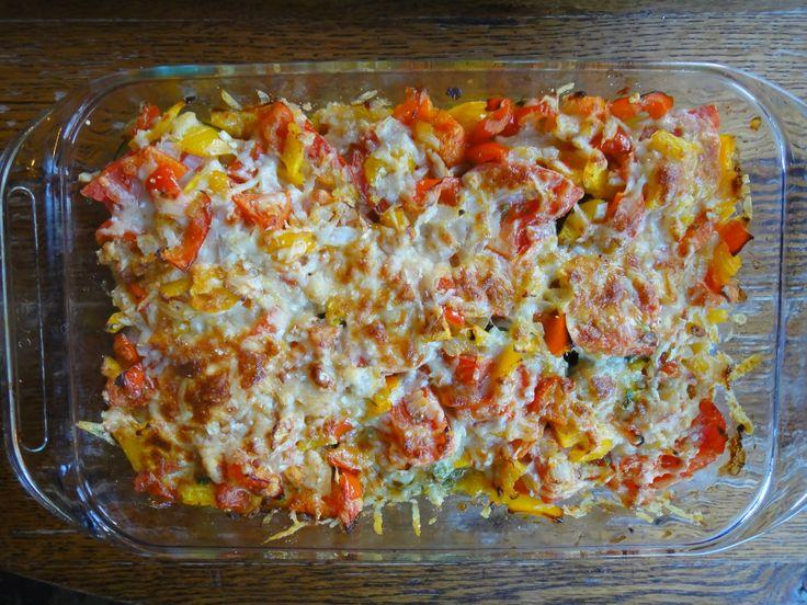 Summer Veggie Casserole | recipes | Pinterest