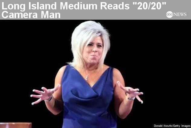 do you believe in the quotlong island mediumquot story http