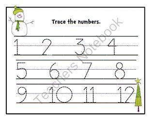 Preschool Printables: Snowman | Preschool : January Curriculum | Pint ...