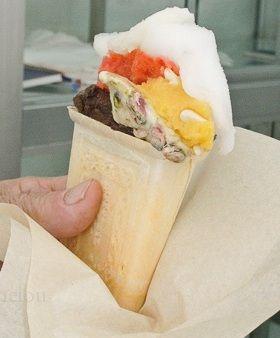 Lebanese Ice Cream with Mastic   Ice Cream/Kulfi   Pinterest