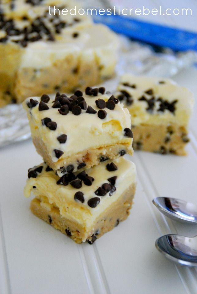 Cookie Dough Ice Cream Cake | Desserts, Candy, Snacks, Breads | Pinte ...