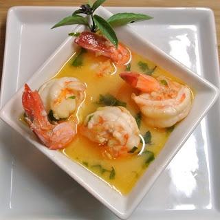 Mom, What's For Dinner?: Thai Coconut Lemon Lime Shrimp