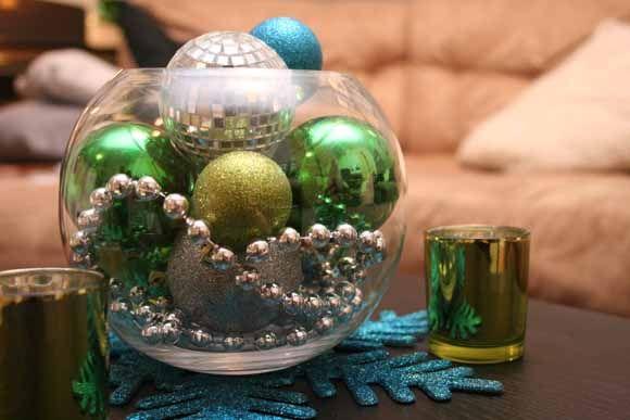 Christmas centerpiece yule pinterest