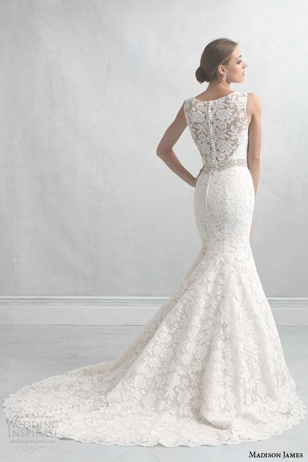 madison james fall 2014 sleeveless wedding dress style mj14 illusion back train