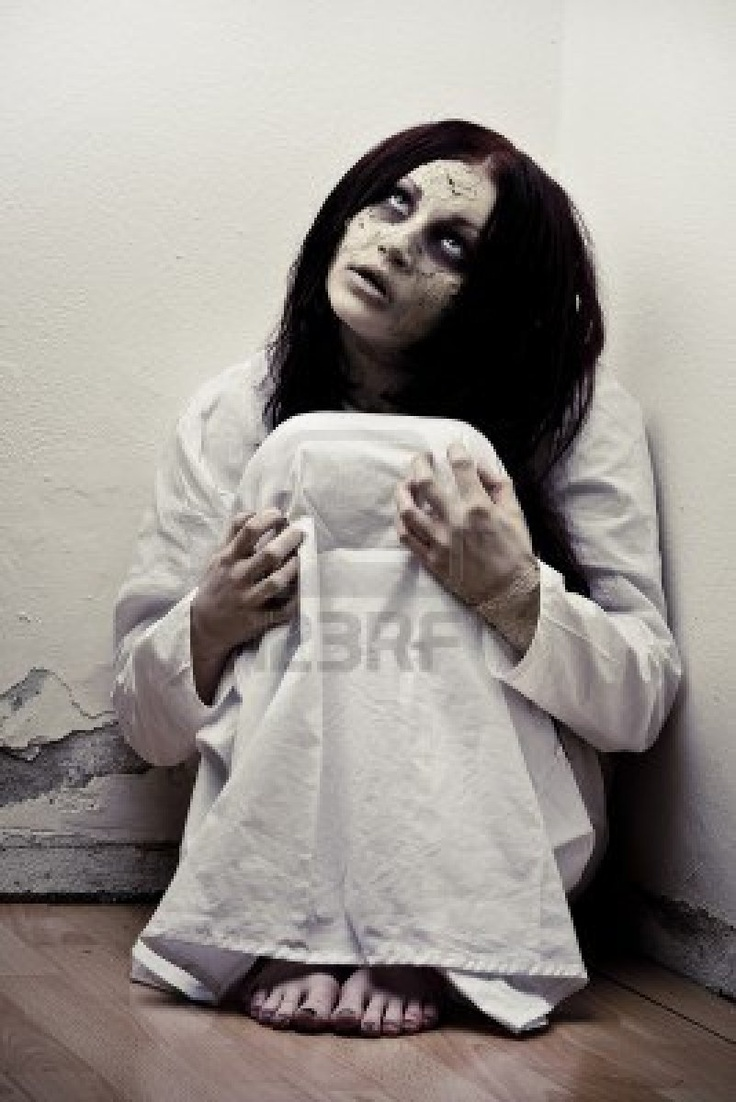 Creepy ghost girl naked sexual tube