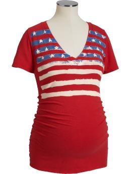 4th of july maternity clothes