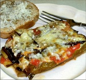 Light & Easy Eggplant Parmesan | Healthy Recipes | Pinterest