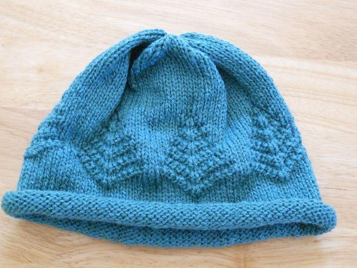 ... Tree Chemo Cap! FREE knitting pattern ||| Knitting with Schnapps