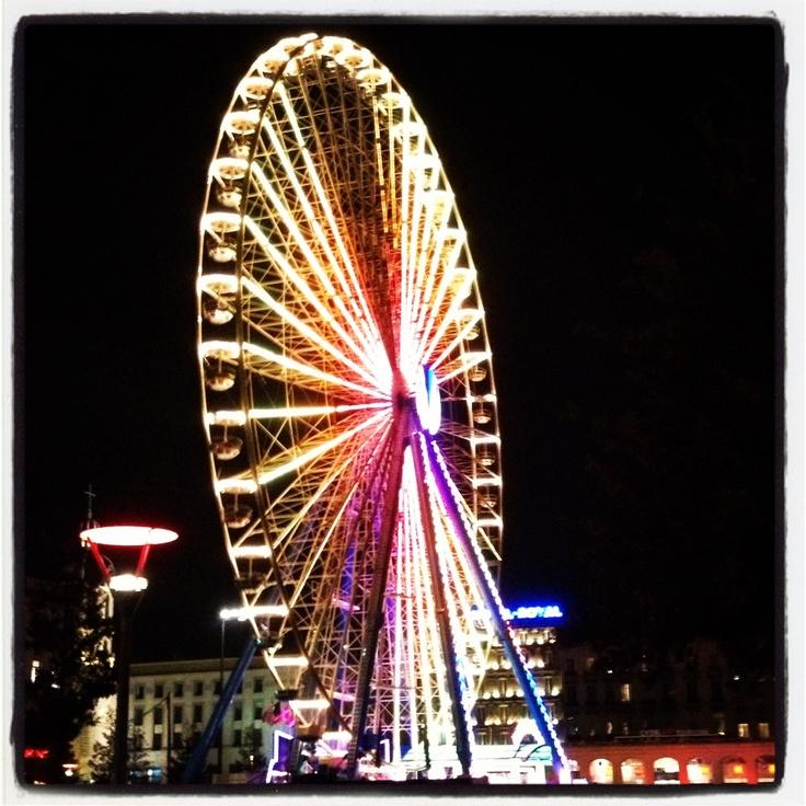 Grande roue de la place Bellecour - Site Officiel de la Ville de Lyon