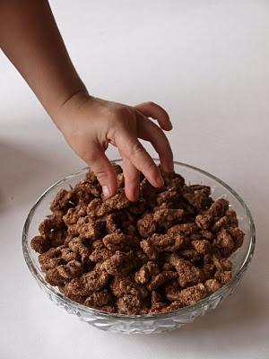 Spiced Walnuts | walnuts | Pinterest