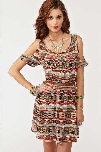 Cheyenne Cutout Dress