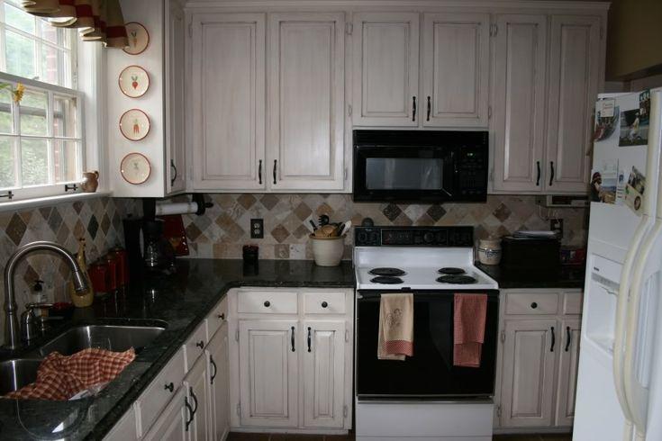 Dark Taupe Glaze Kitchen Cabinets Charlet Chic Pinterest